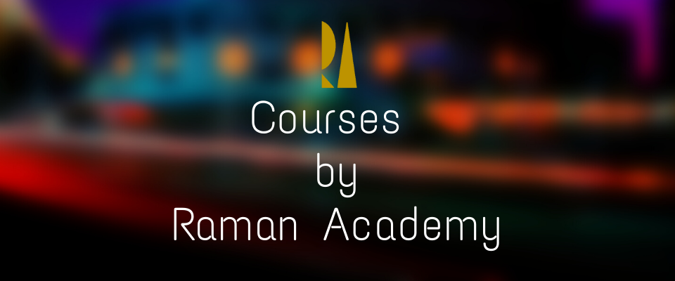 Courses by raman academy